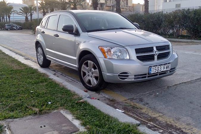 Alquiler barato de Dodge Caliber cerca de 08019 Barcelona.