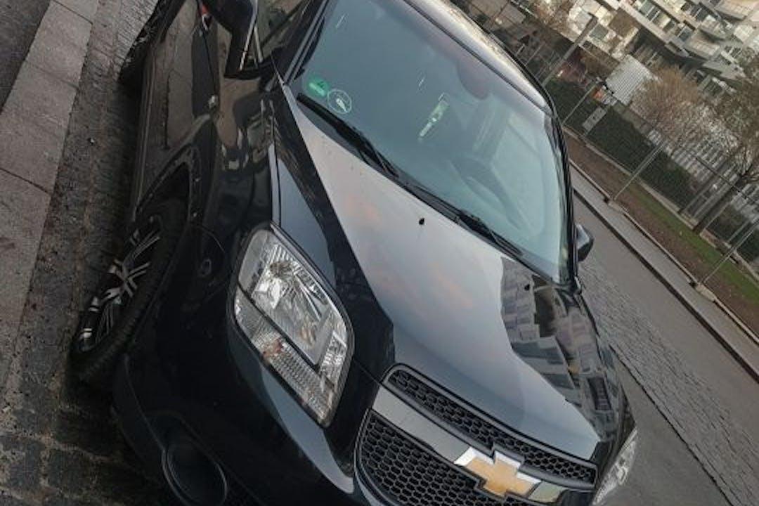 Billig billeje af Chevrolet Orlando nær 2791 Dragør.