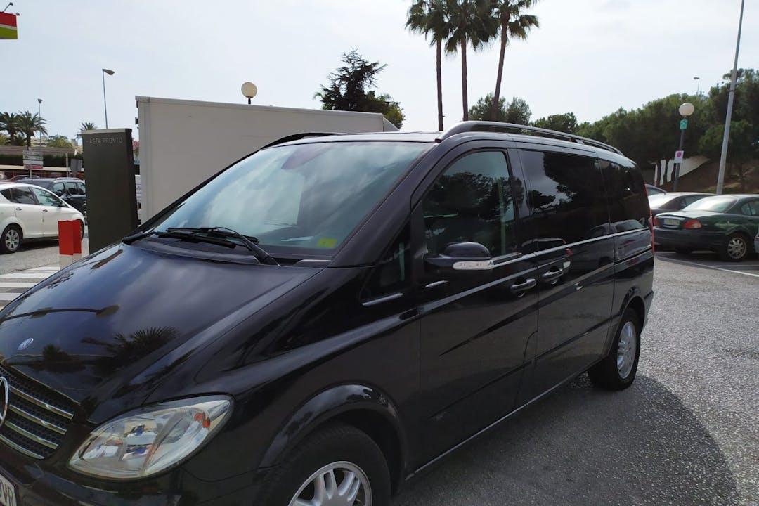 Alquiler barato de Mercedes Viano cerca de 29004 .