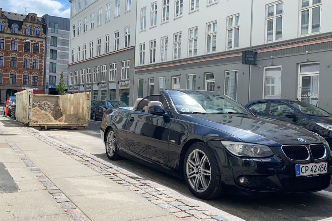 Billig billeje af BMW 3 Series nær 4440 Mørkøv.