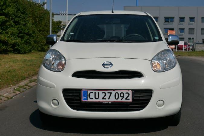 Billig billeje af Nissan Micra nær 5260 Odense.