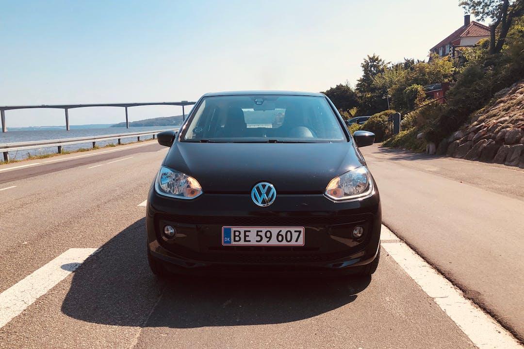 Billig billeje af Volkswagen UP! nær 7100 Vejle.