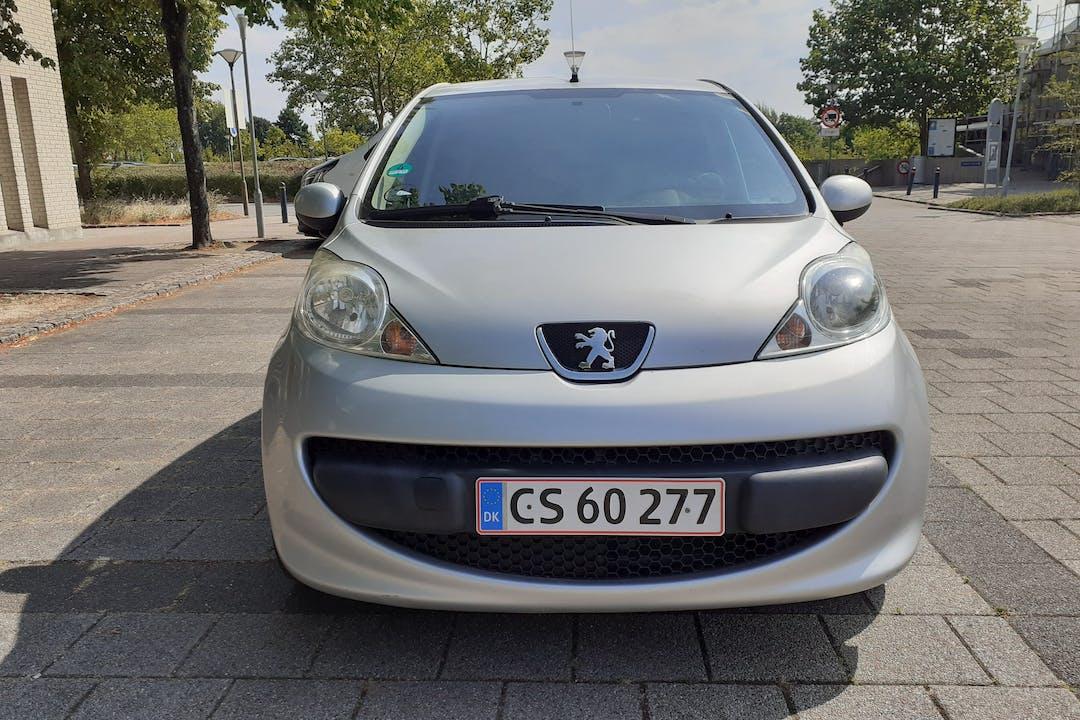 Billig billeje af Peugeot 107 nær 2860 Søborg.
