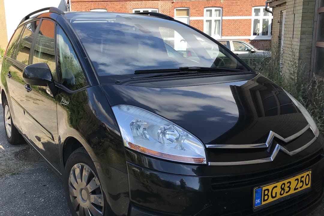 Billig billeje af Citroën C4 Picasso nær 2620 Albertslund.