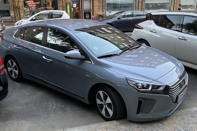 Billig billeje af Hyundai Ioniq nær 2200 København.
