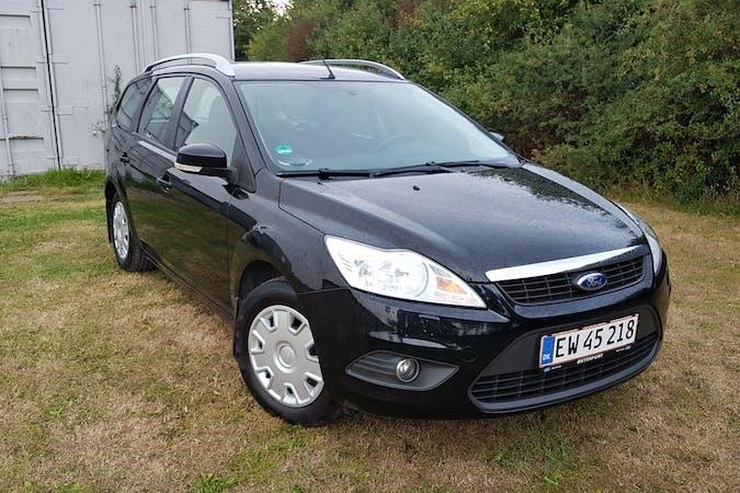 Billig billeje af Ford Focus nær 8000 Aarhus.