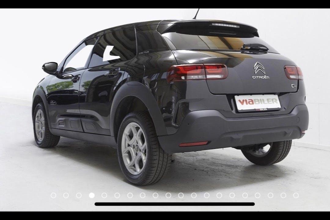 Billig billeje af Citroën C4 Cactus med Aircondition nær 8700 Horsens.
