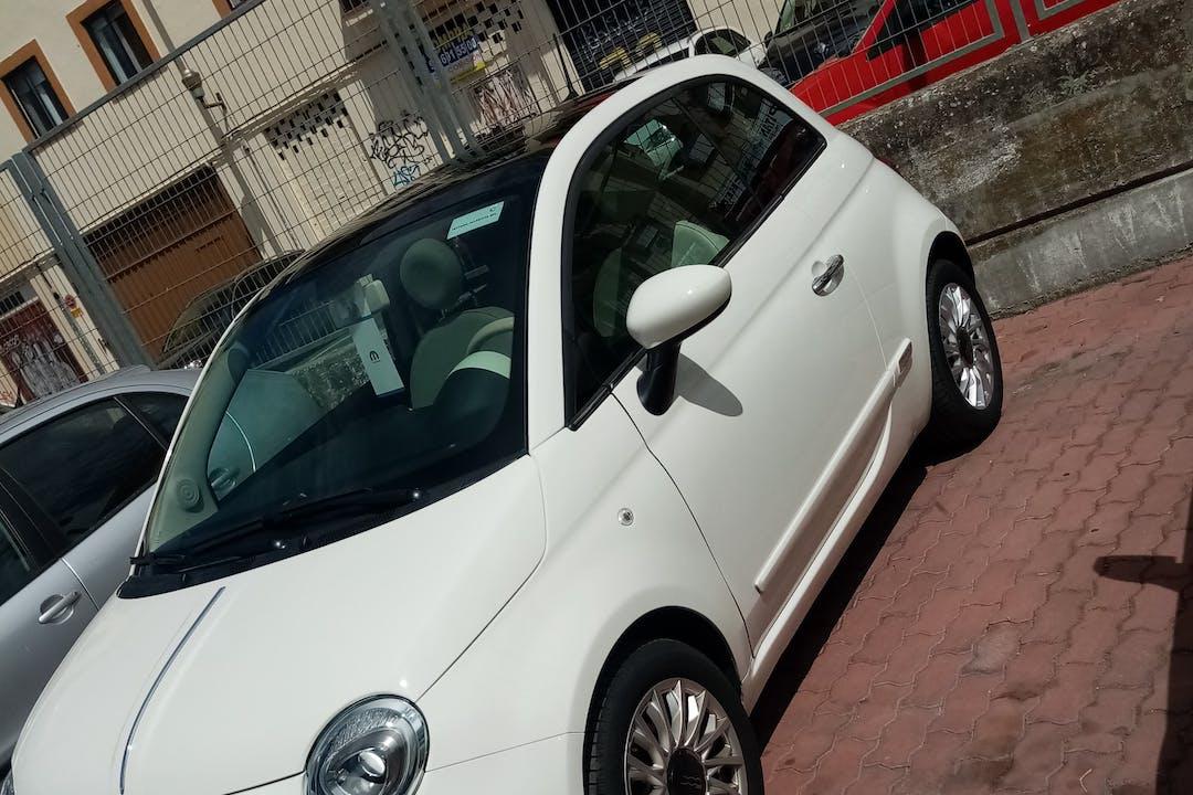 Alquiler barato de Fiat 500 cerca de 28320 Pinto.