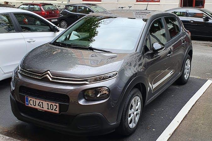 Billig billeje af Citroën C3 nær  Frederiksberg.