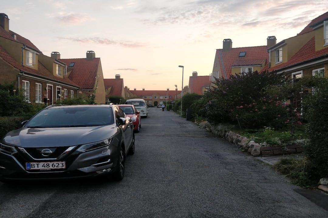 Billig billeje af Nissan Qashqai nær 2700 København.