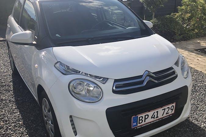 Billig billeje af Citroën C1 nær 8462 Harlev.