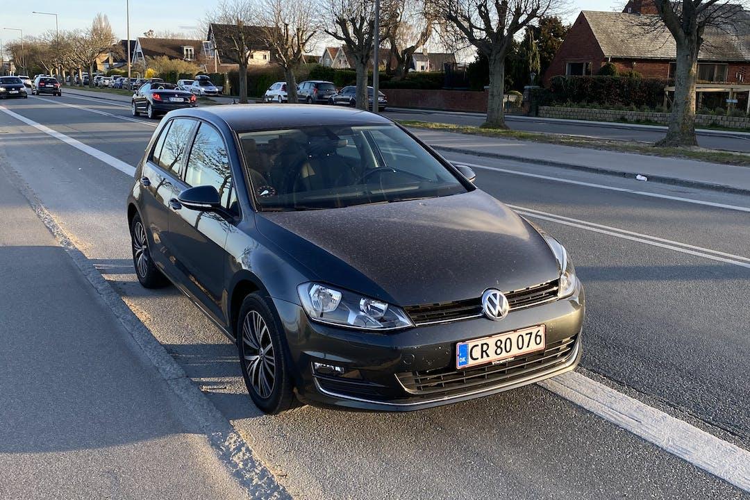 Billig billeje af Volkswagen Golf nær 2860 Søborg.