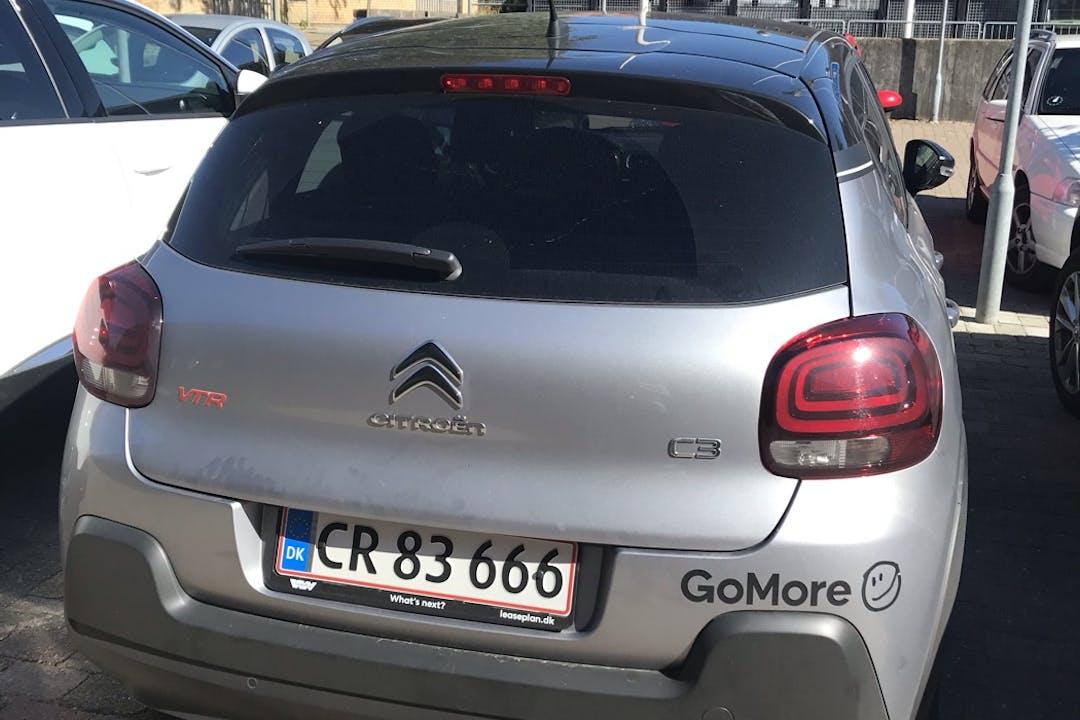 Billig billeje af Citroën C3 med GPS nær 9000 Aalborg.