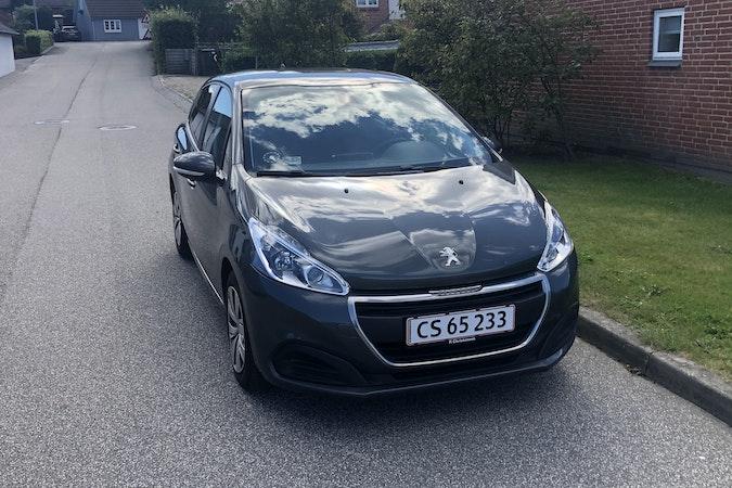 Billig billeje af Peugeot 208 nær 9000 Aalborg.