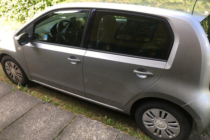 Billig billeje af Volkswagen UP! nær 2920 Charlottenlund.