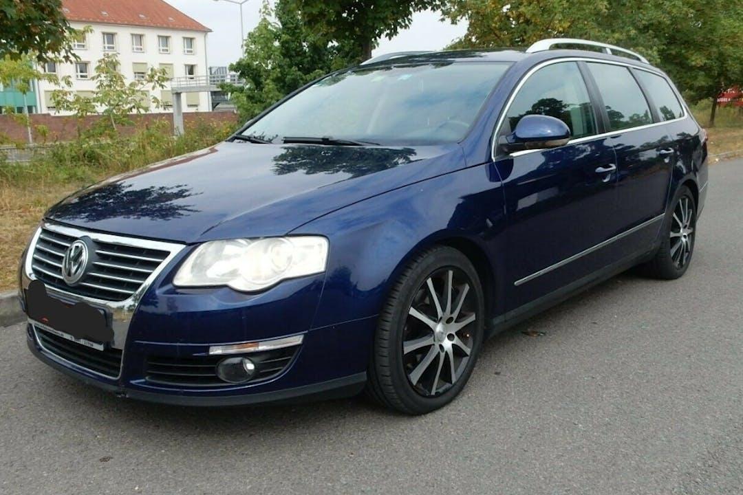 Billig biluthyrning av Volkswagen Passat i närheten av 554 51 Liljeholmen.
