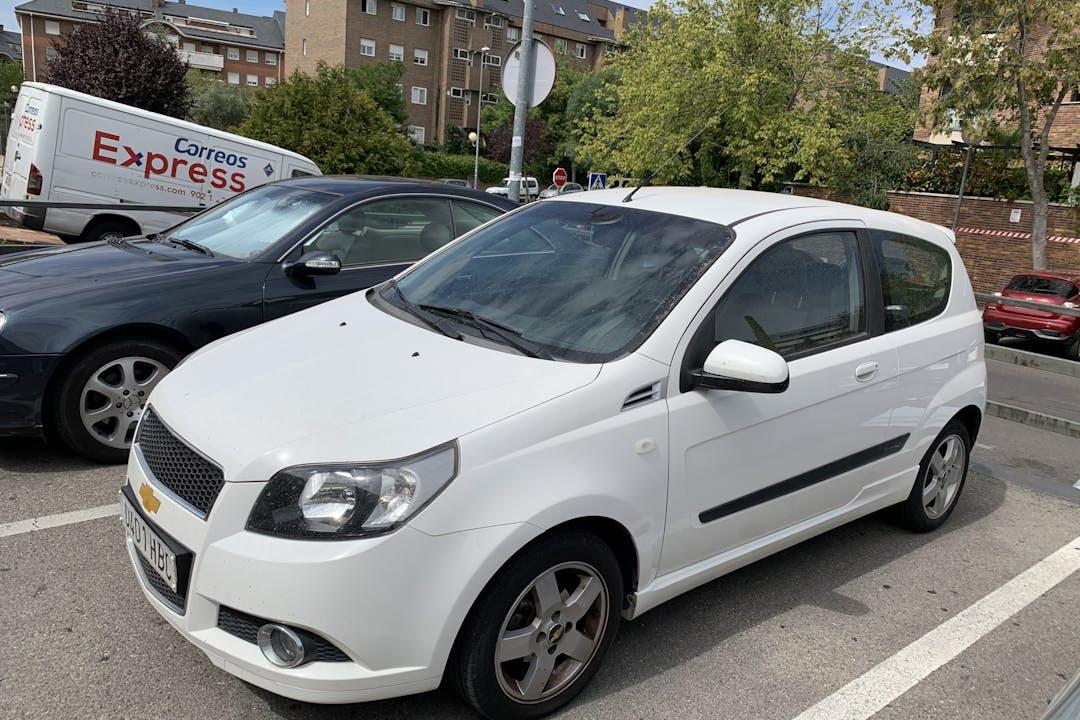 Alquiler barato de Chevrolet-Gm Aveo cerca de 28222 Majadahonda.