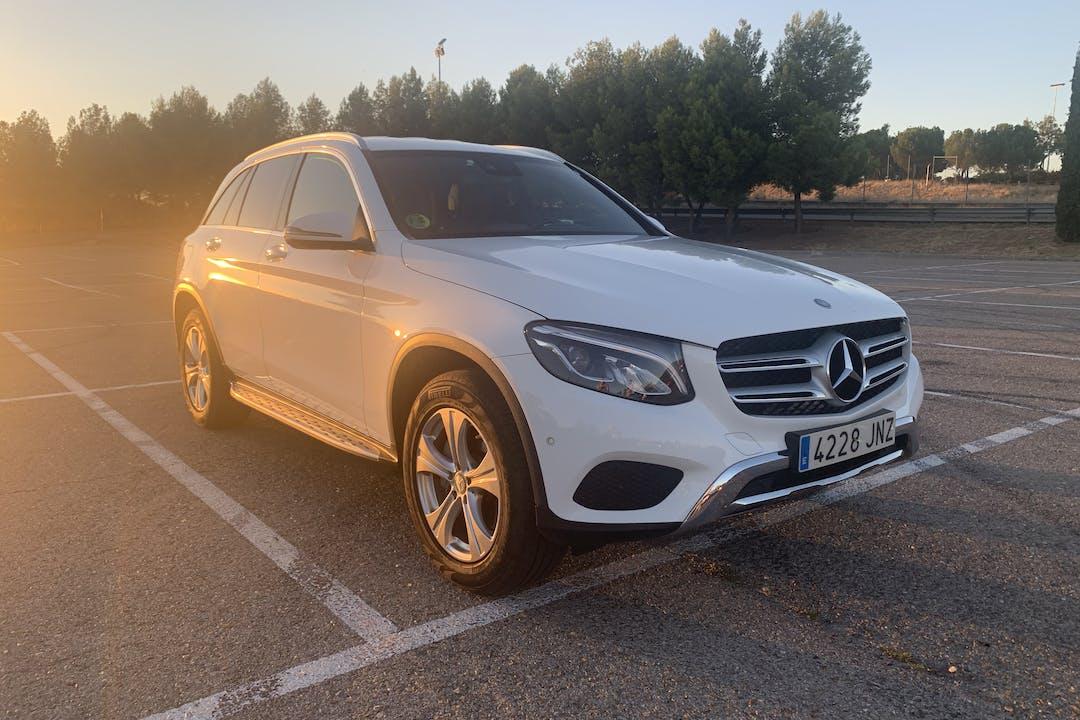 Alquiler barato de Mercedes Glc (253) cerca de 28042 Madrid.