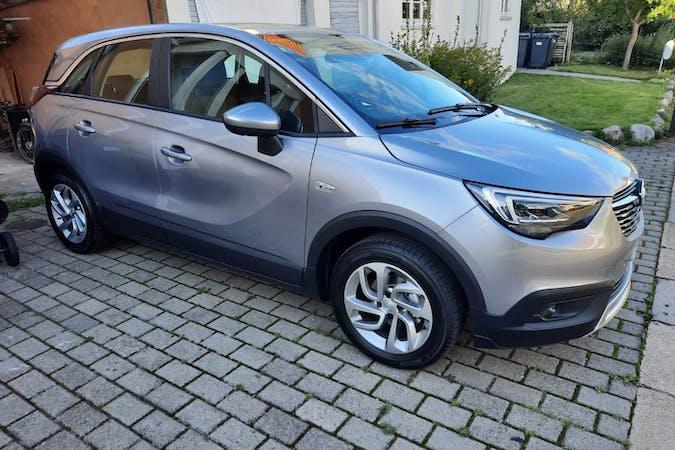 Billig billeje af Opel Crossland X nær 2700 København.