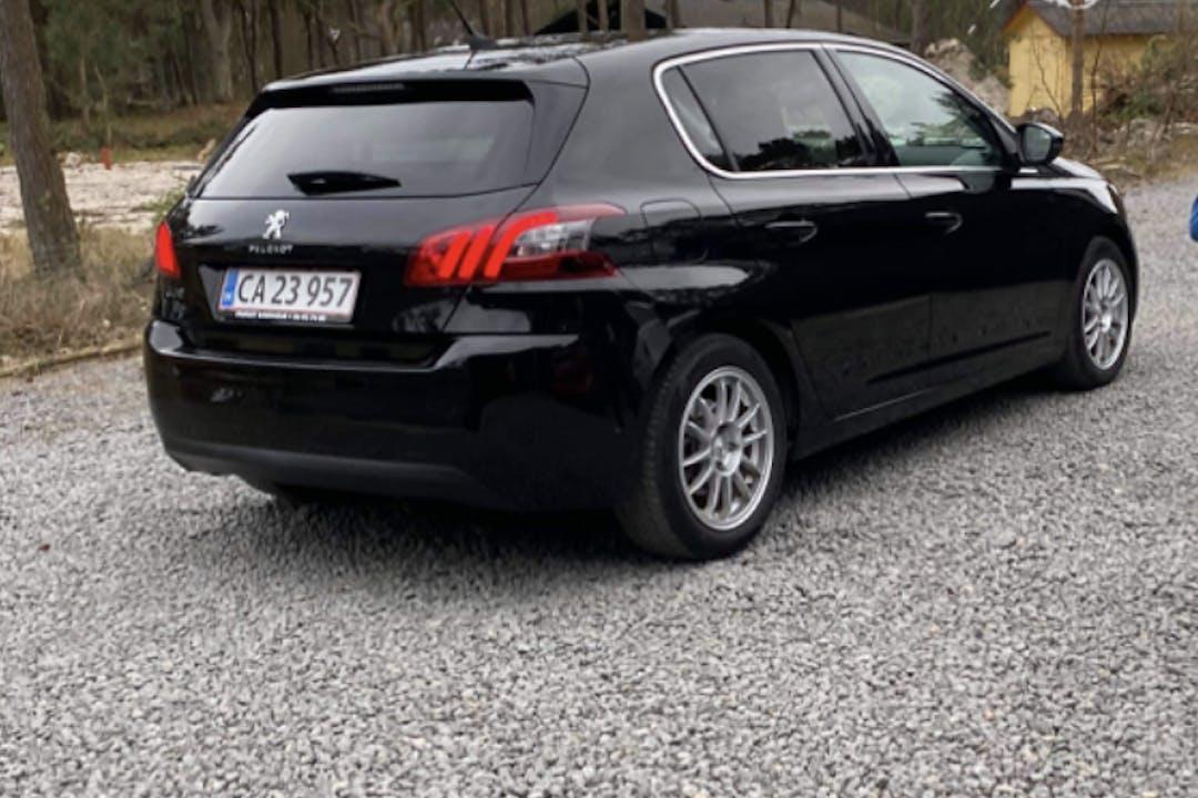 Billig billeje af Peugeot 308 nær 5260 Odense.