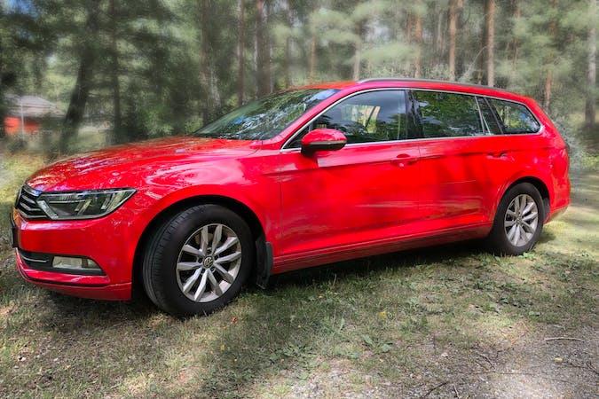 Billig biluthyrning av Volkswagen Passat i närheten av 216 12 Väster.