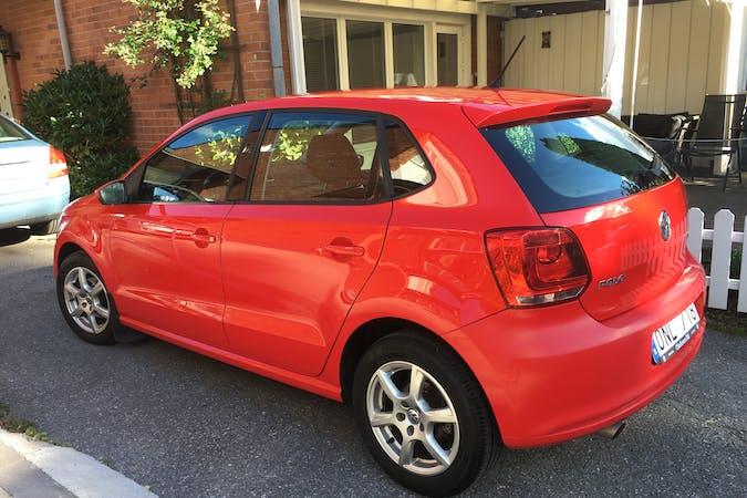 Billig biluthyrning av Volkswagen Polo i närheten av 147 30 Tumba.