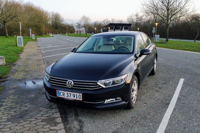 Billig billeje af Volkswagen Passat med GPS nær 7000 Fredericia.