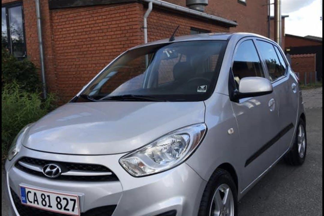 Billig billeje af Hyundai i10 nær 8260 Viby.