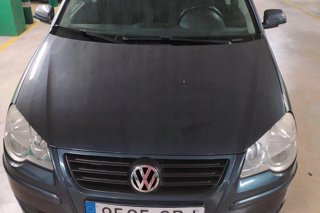 Alquiler barato de Volkswagen Polo cerca de 29002 Málaga.