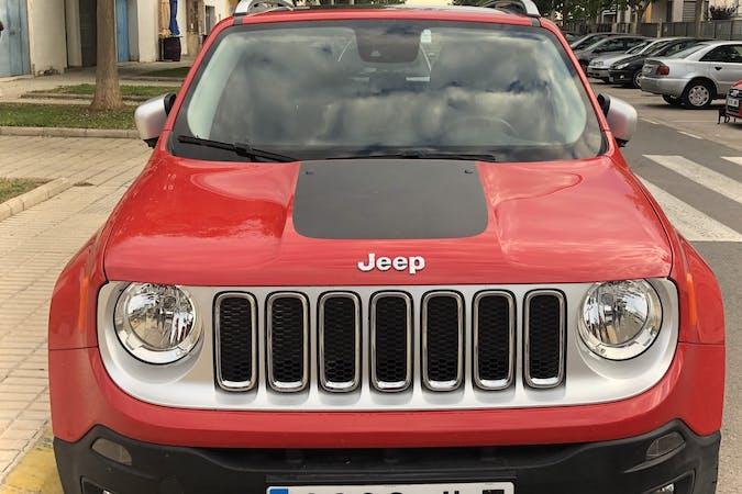 Alquiler barato de Jeep Renegade cerca de 46530 Playa.