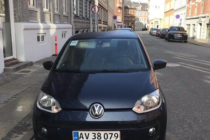 Billig billeje af Volkswagen UP! nær 9000 Aalborg.