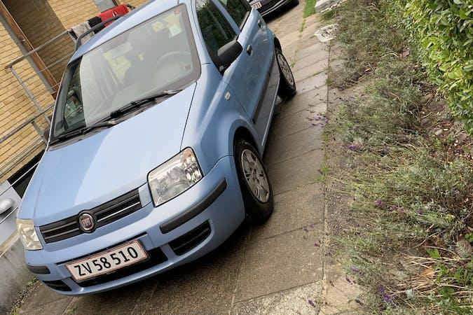 Billig billeje af Fiat Panda nær 8240 Risskov.