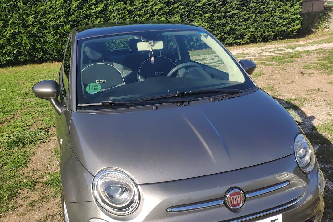 Alquiler barato de Fiat 500 cerca de 36600 Vilagarcía de Arousa.