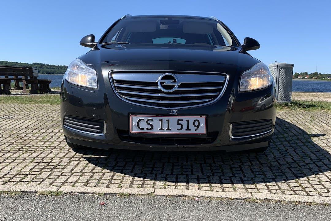 Billig billeje af Opel Insignia nær 3600 Frederikssund.