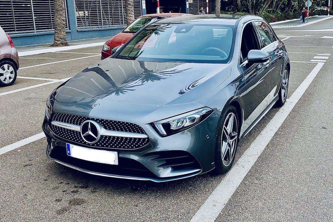 Alquiler barato de Mercedes A (176) cerca de 04008 Almería.