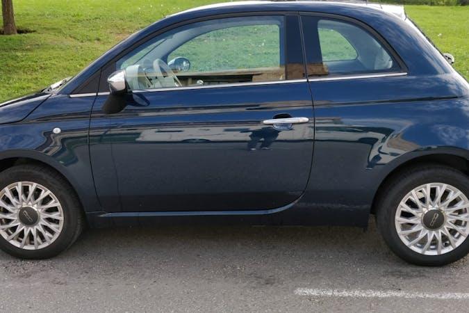 Alquiler barato de Fiat 500 cerca de 33202 Gijón.