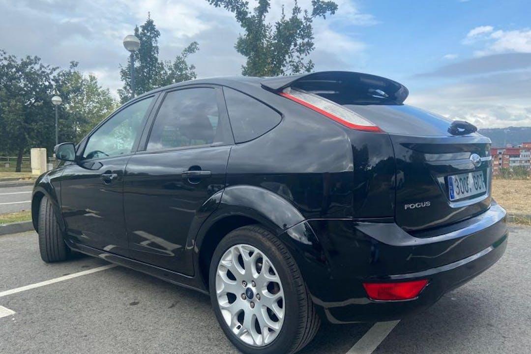 Alquiler barato de Ford Focus cerca de 48012 Bilbao.