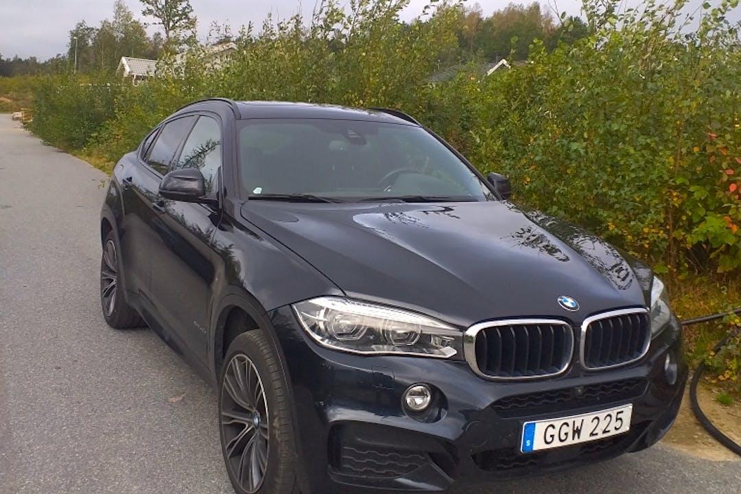 Billig biluthyrning av BMW X6 i närheten av 463 32 .