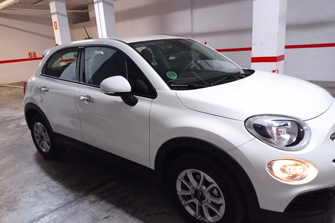 Alquiler barato de Fiat 500X cerca de 03181 Torrevieja.