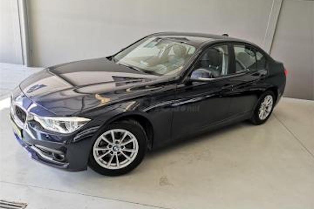Alquiler barato de BMW Serie 3 cerca de 25660 Alcoletge.