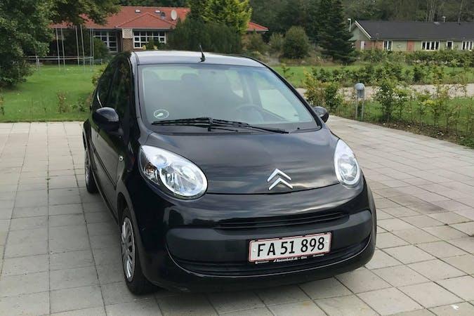 Billig billeje af Citroën C1 nær 8800 Viborg.