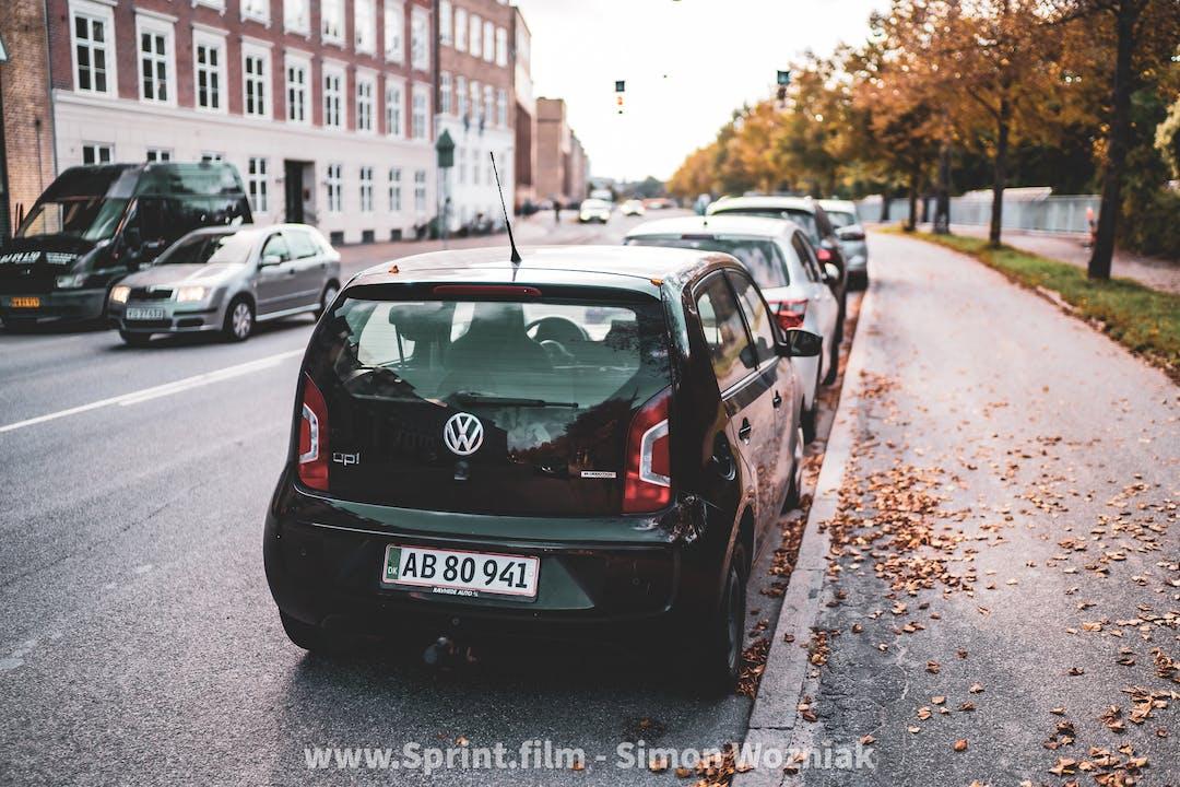 Billig billeje af Volkswagen UP! nær 1350 København.