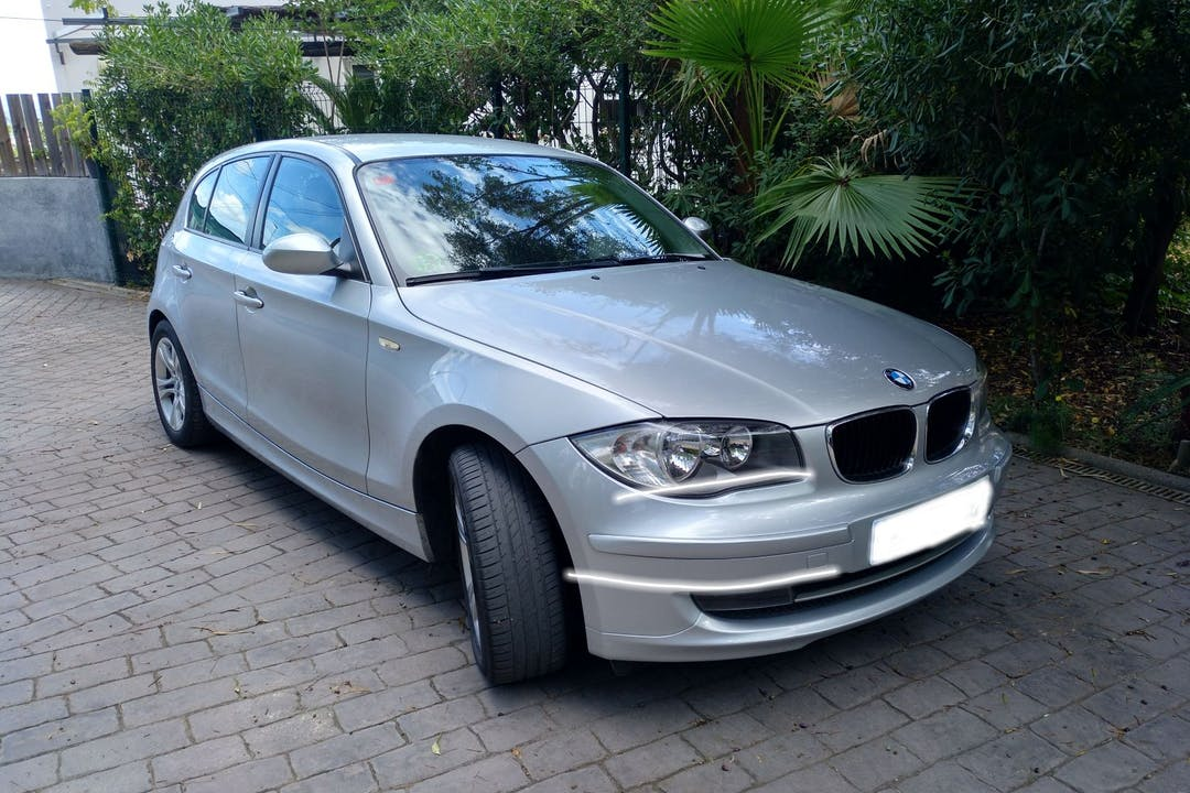 Alquiler barato de BMW Serie 1 cerca de 08740 Sant Andreu de la Barca.