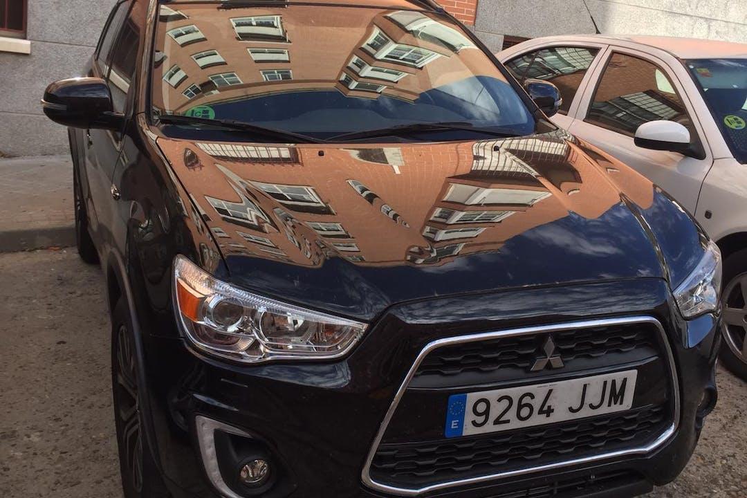 Alquiler barato de Mitsubishi Asx cerca de  Madrid.