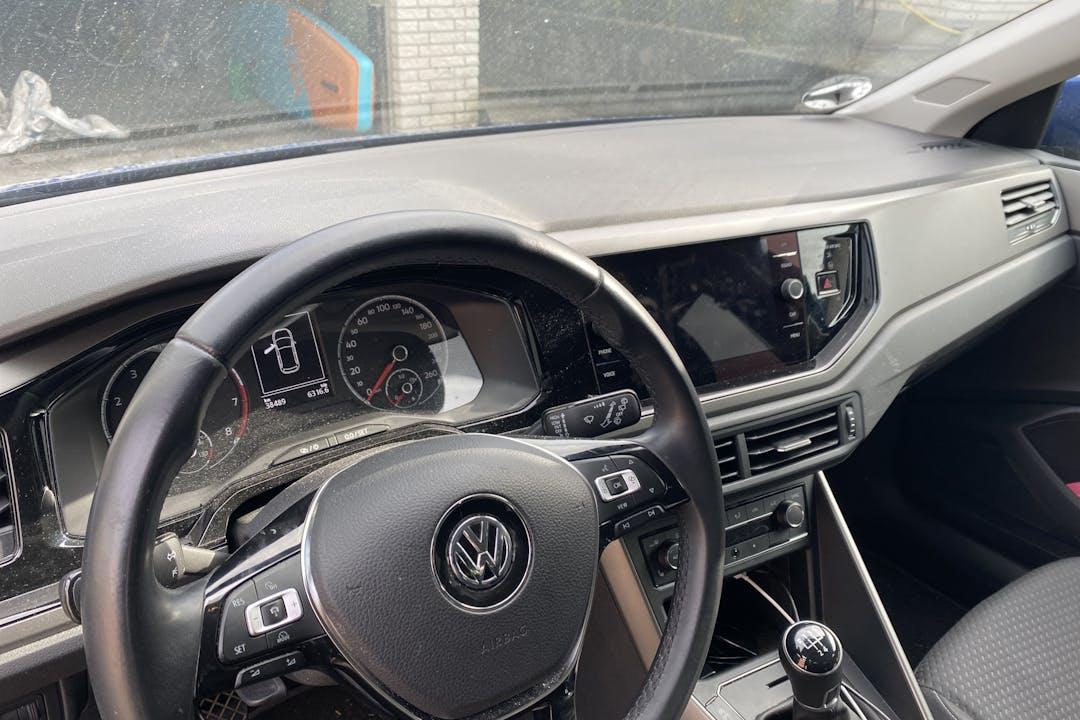 Billig billeje af Volkswagen Polo nær 8541 Skødstrup.
