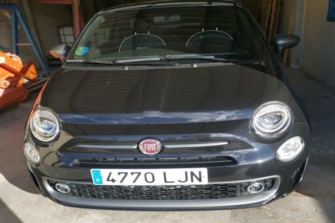 Alquiler barato de Fiat 500 cerca de 28019 Madrid.
