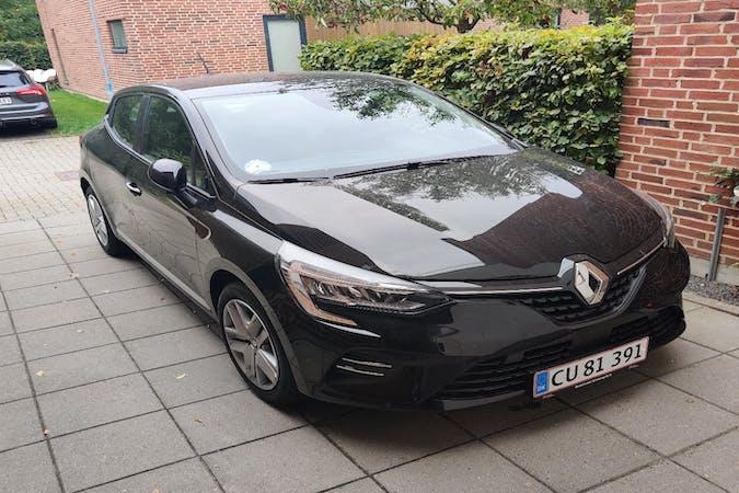 Billig billeje af Renault Clio HB med Isofix beslag nær 8220 Brabrand.