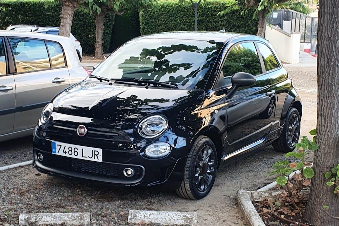 Alquiler barato de Fiat 500 cerca de 43850 Cambrils.