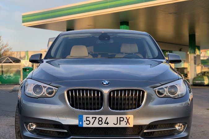 Alquiler barato de BMW Serie 5 con equipamiento GPS cerca de 07800 Eivissa.