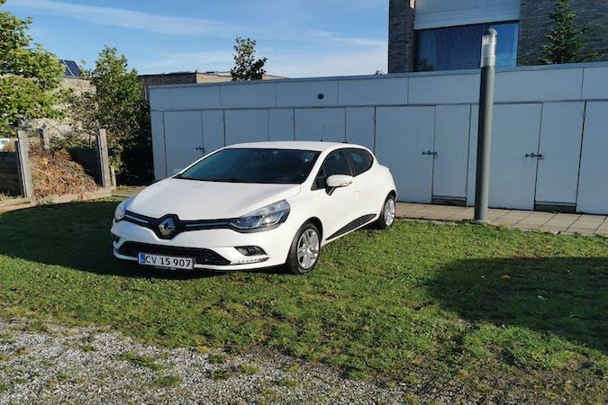 Billig billeje af Renault Clio HB nær 2760 Måløv.